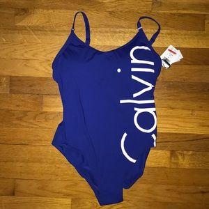 Calvin Klein One-Piece Swimsuit